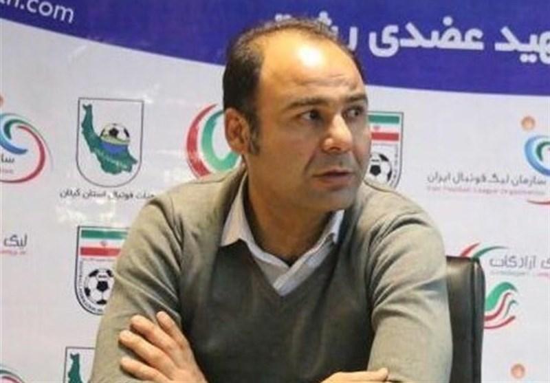 سهراب بختیاری زاده: هیچ توافقی با شهرداری ماهشهر نداشته ام، کی روش و بازیکنان می توانند دست به کار بزرگی بزنند