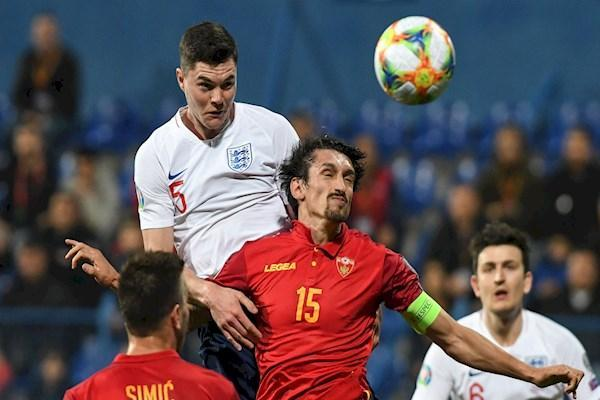 برتری پرگل انگلیس و فرانسه، پرتغال متوقف شد، رونالدو مصدوم