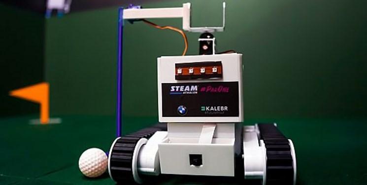 برگزاری مسابقات گلف رباتیک دانش آموزی در امارات