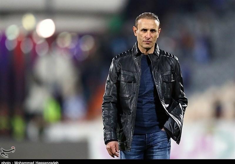 مازندران، گل محمدی: باید 2 بازی بعد را ببریم تا در کورس بمانیم، مقابل نساجی اصلاً حق مان باخت نبود