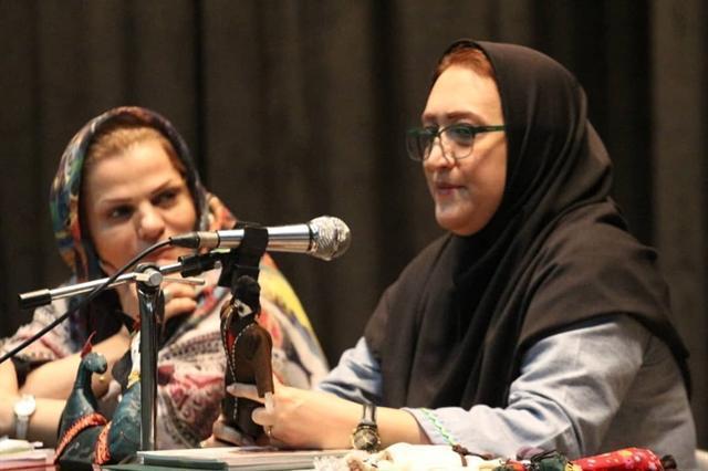 کارگاه آشنایی بچه ها و نوجوانان با افسانه های بومی ایران برگزار گردید