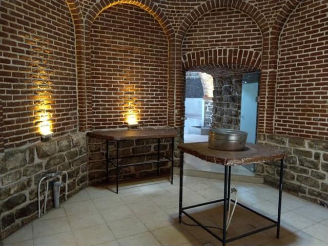 حمام تاریخی اتحادیه ارومیه آماده بهره برداری است