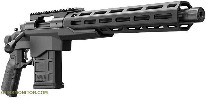 اسلحه رمینگتون با ظاهری کاملا متفاوت! (