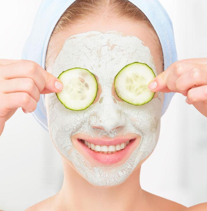 ماسک های طبیعی که با 2 ماده غذایی درست می شوند