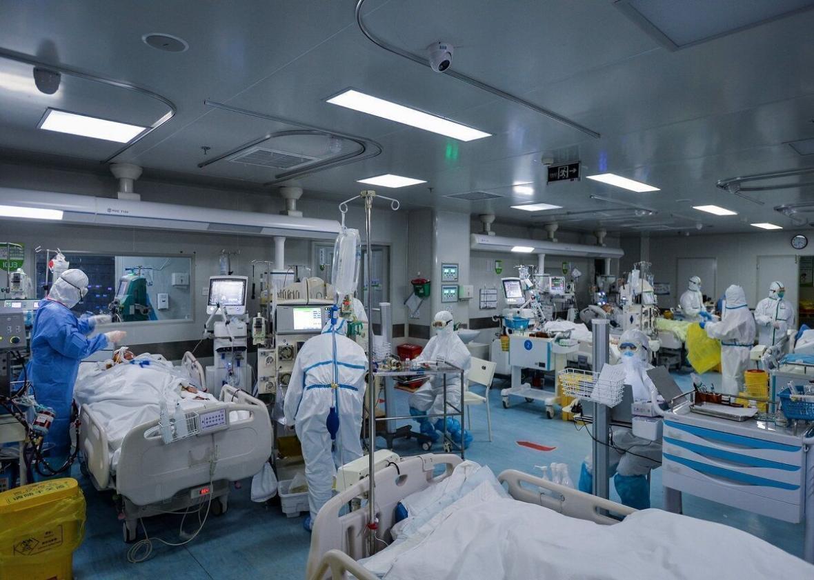 خبرنگاران 26 بیمار کرونایی در مراکز درمانی استان مرکزی بستری شدند