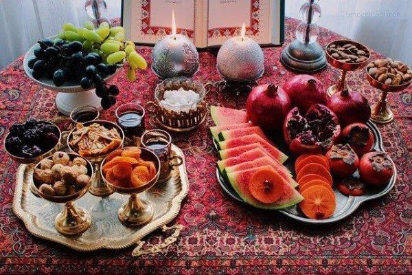 فلسفه کامل شب یلدا در فرهنگ ایرانیان